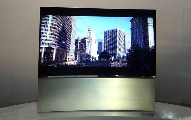CES 2014: Ultra HD 4K i lustrzane wyświetlacze od Toshiby