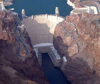 Cud amerykańskiej inżynierii - gigantyczna zapora Hoovera