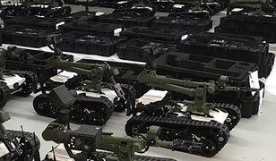 Wojsko Polskie odebrało Roboty Patrolowo-Przenośne. Szef MON zapowiada kolejne dostawy