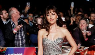 Dakota Johnson pokazała nieogolone pachy