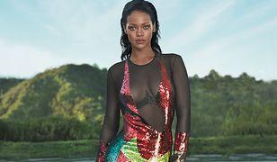 """Rihanna w najnowszej sesji dla """"Vogue US"""""""