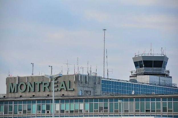 """Awaryjne lądowanie Boeinga 747 w Montrealu. """"Podejrzane urządzenie"""" na pokładzie"""