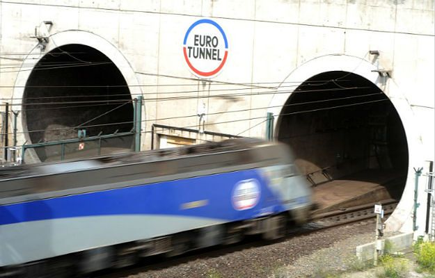 Imigranci zastopowali ruch pociągów Eurostar