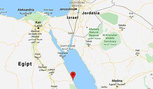 Egipt. Wypadek autokaru z polskimi turystami