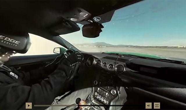 Usiądź na fotelu obok Powersa, czyli Castrol EDGE Titanium Strong Virtual Drift 360°