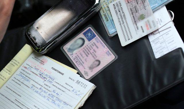 Od Nowego Roku trudniej będzie ominąć przepisy dotyczące zatrzymania prawa jazdy