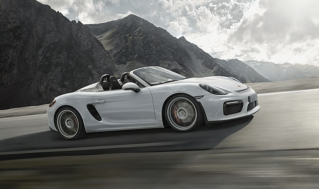 Porsche Boxster Spyder: klimy (w standardzie) nie ma, ale i tak jest dobrze