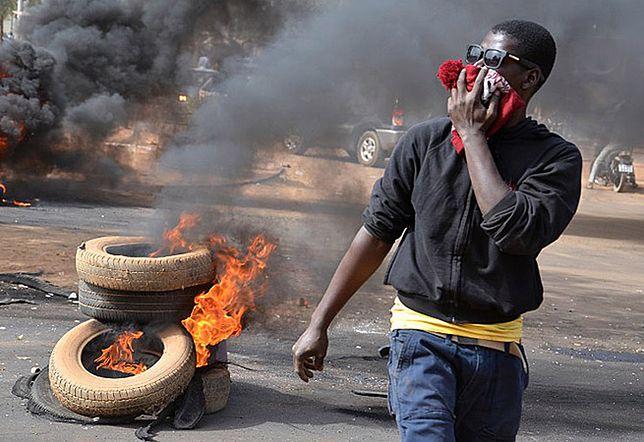 Zamieszki w Niamey