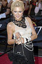 Nowy hokeista Paris Hilton