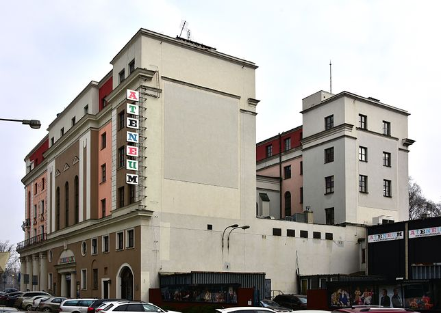 Warszawa. Konkurs na dyrektora Teatru Ateneum