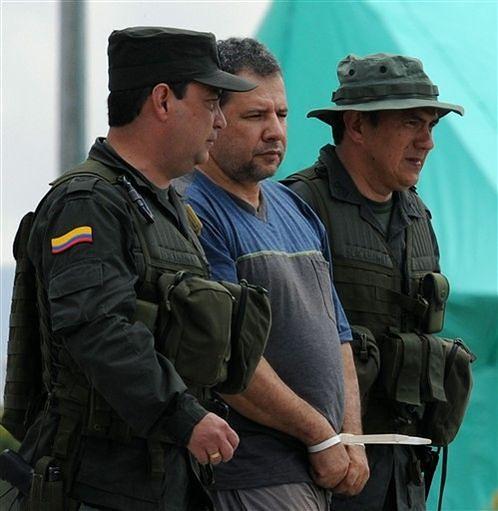 Kolumbijska wojna z kartelami narkotykowymi