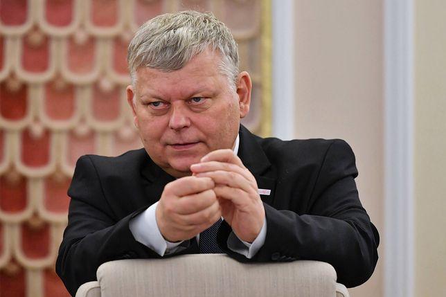 Marek Suski, szef gabinetu premiera