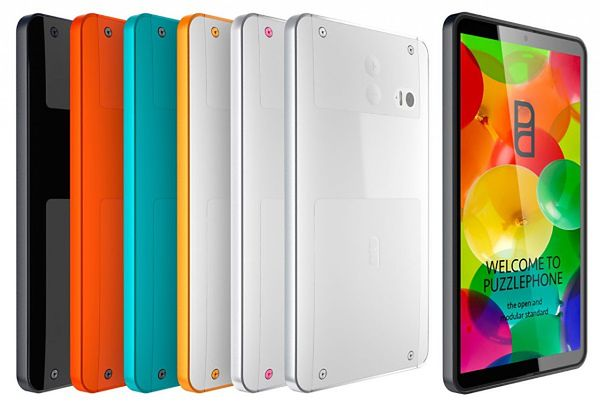 Telefon z puzzli - kolejny pomysł na modułowego smartfona