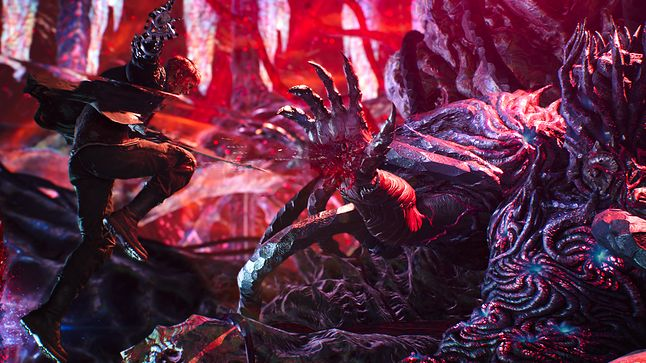 Devil May Cry V, zrzut ekranu z gry, fot. piton24 / Xbox DVR