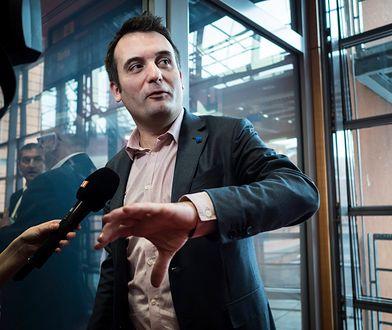 Florian Philippot mówi wprost, że jego partia będzie dążyć do Frexitu