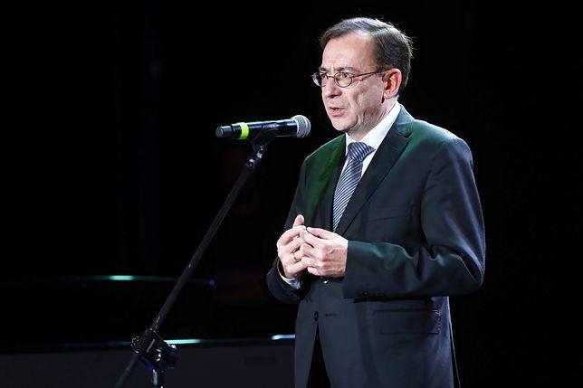 """Mariusz Kamiński w USA. Na prestiżowej konferencji mówił o """"rosyjskim państwie służb"""""""
