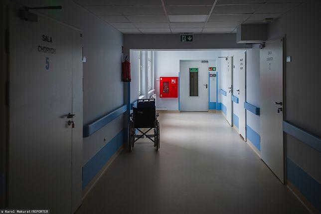 Koronawirus w Polsce. Zakażona kobieta urodziła