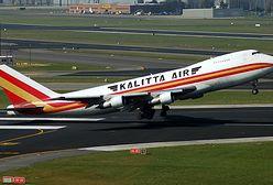 Dramatyczne lądowanie na lotnisku East Midlands. Silnik w płomieniach