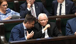 Kaczyński o Dworczyku: To był tylko błąd, ale za błędy się odpowiada