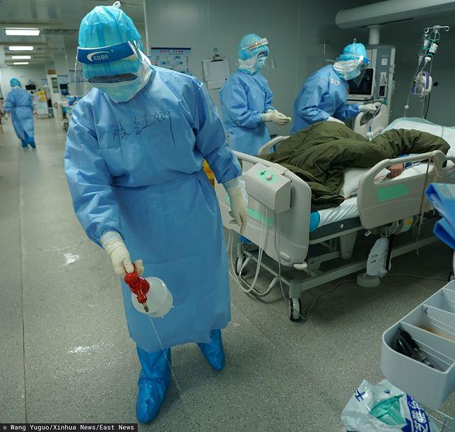 Koronawirus na świecie. Wykryto nowe objawy zakażenia
