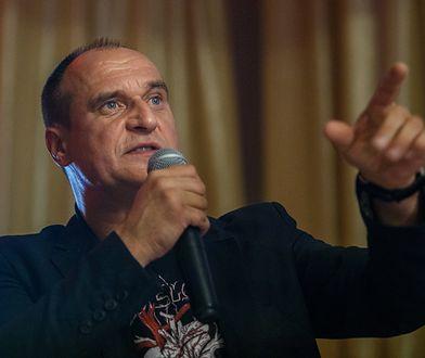 """Paweł Kukiz chce przeszkodzić Grzegorzowi Schetynie. """"Za zdradę"""""""