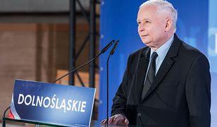 """Jarosław Kaczyński o swoim następcy. """"W tej chwili nie ma takiego problemu"""""""