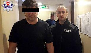 Rosjanin zatrzymany w Nąłęczowie. Był ścigany czerwoną notą Interpolu