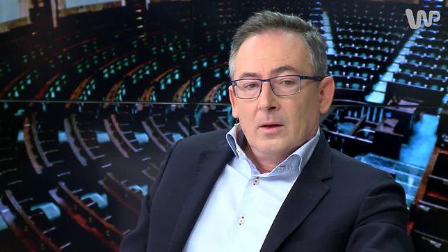 Bartłomiej Sienkiewicz o proteście mundurowych: policjanci klepią biedę