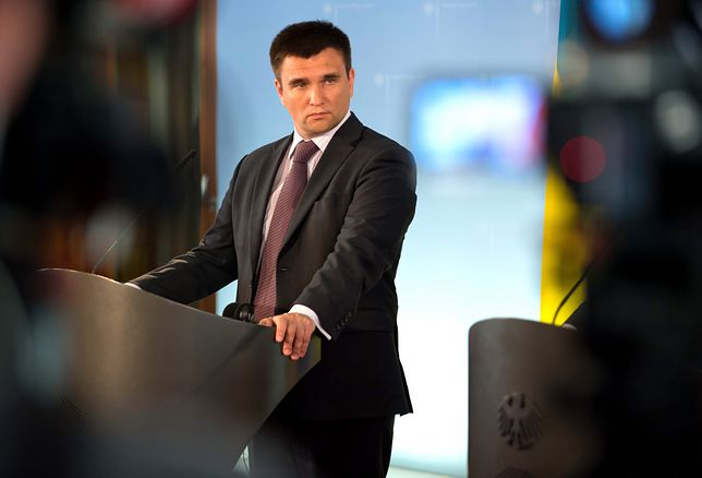 """Pawło Klimkin: """"Polscy politycy mówią o Ukraińcach jako uchodźcach. To kompletna bzdura"""""""