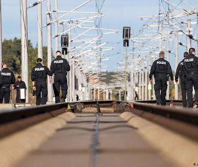 Ataki na niemieckie pociągi. Zatrzymano Irakijczyka