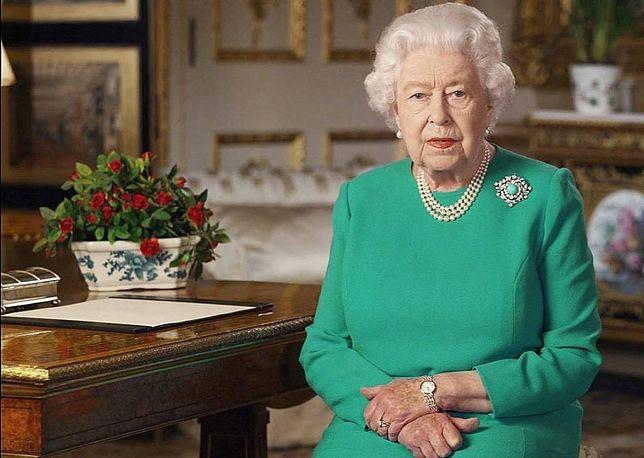 Elżbieta II przemówiła przed brytyjskim parlamentem. Pierwszy raz od śmierci męża