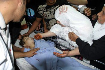 Palestyński chłopiec zastrzelony na Zachodnim Brzegu Jordanu