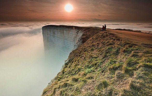 Śmiertelne piękno brytyjskiego wybrzeża