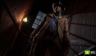 Red Dead Redemption 2 PC z ray tracingiem? Nvidia sugeruje RTX