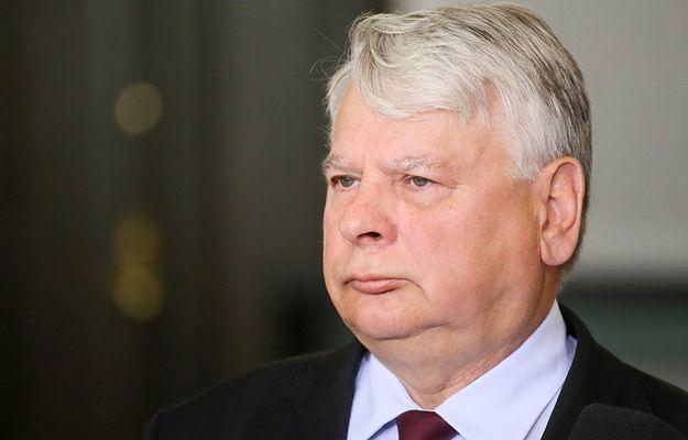 Marszałek Senatu Bogdan Borusewicz: jest wiele pytań ws. połączenia wyborów i referendum