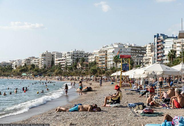 Tłumy w Grecji. Turyści wracają