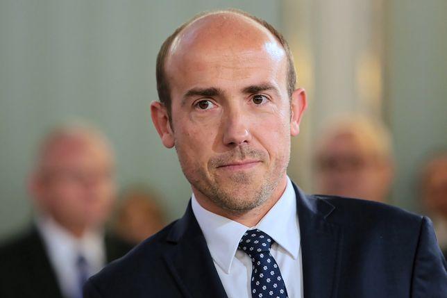 Borys Budka, wiceszef PO i przewodniczący klubu parlamentarnego KO
