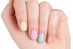 Paznokcie jak pisanki. Kolorowe wzorki idealne na Wielkanoc!