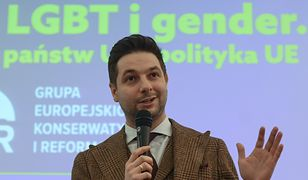 """LGBT było głównym tematem dyskusji w """"Kawie na ławę"""". Rzecznik prezydenta tłumaczył słowa Dudy"""