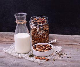 Muesli - składniki odżywcze, bogactwo zdrowych tłuszczów, przepisy