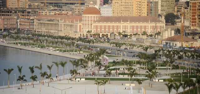 Luanda najdroższym miastem na świecie