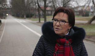 Ewa Kopacz: do dzisiaj dużo mnie kosztuje wizyta w Smoleńsku, ale nie żałuję. Warto pomagać ludziom