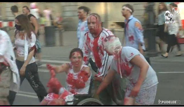 Zdjęcia z szóstej edycji warszawskiego Zombie Walk!