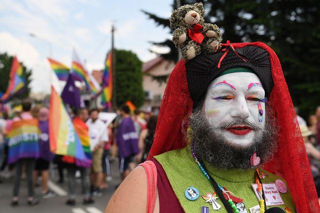 Marsz Równości w Rzeszowie miał burzliwy przebieg
