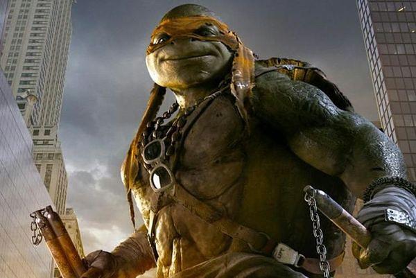Wojownicze żółwie ninja na nowych plakatach