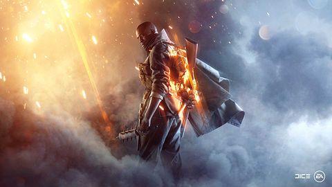 Battlefield 1 w akcji! Godzinnej akcji w multi na 64 graczy