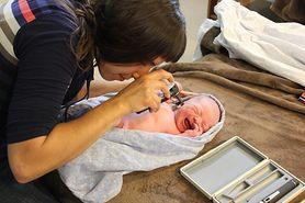 Zapalenie ucha u noworodka