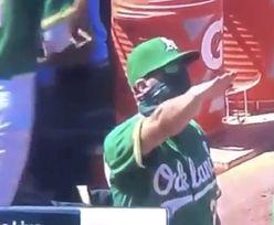 Skandal na meczu baseballa. Trener drużyny MLB wykonał nazistowski salut