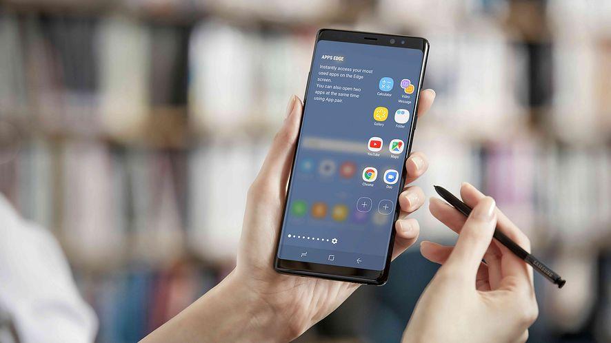 Tylko Galaxy Note 9 ma szansę dostać One UI, źródło: materiały prasowe Samsung