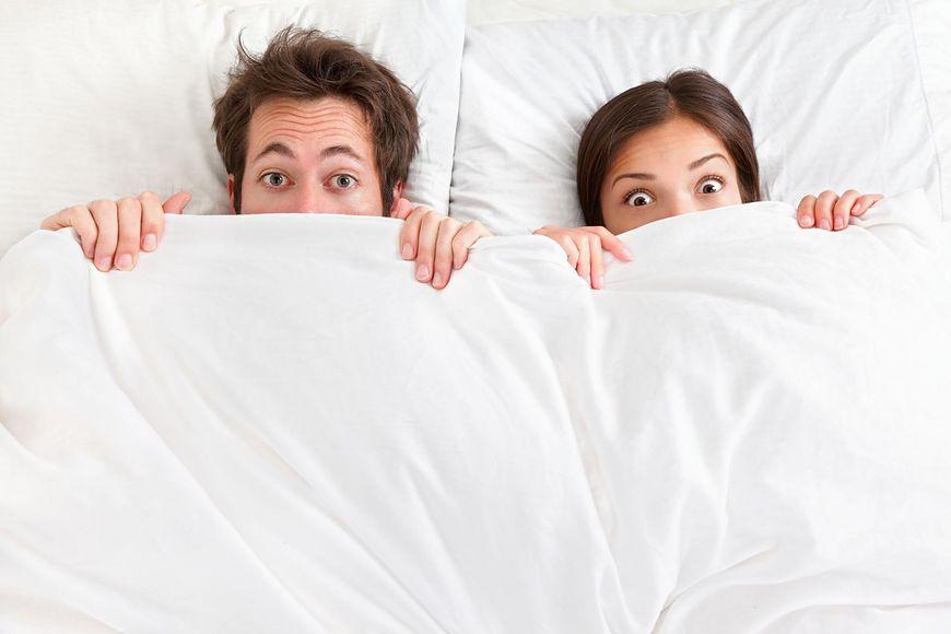 Kobiety też popełniają błędy w łóżku [123rf.com]